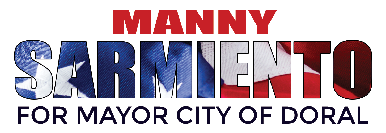 Manny Sarmiento for Doral